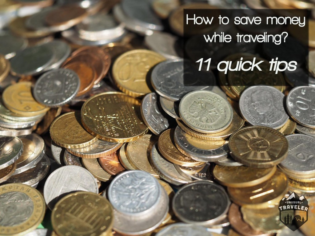 How to save money while traveling? 11quick tips- #travel_tips
