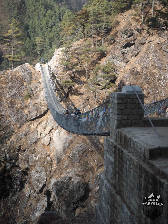 everest,basecamp,lukla,ropebridge,bridge,hiking