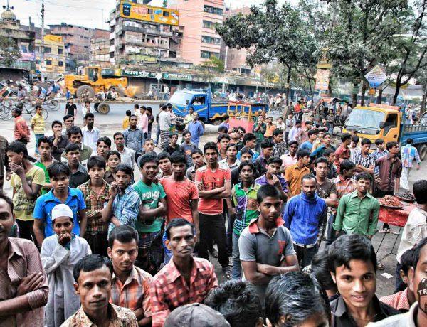 dhaka,crowded,bangladesh