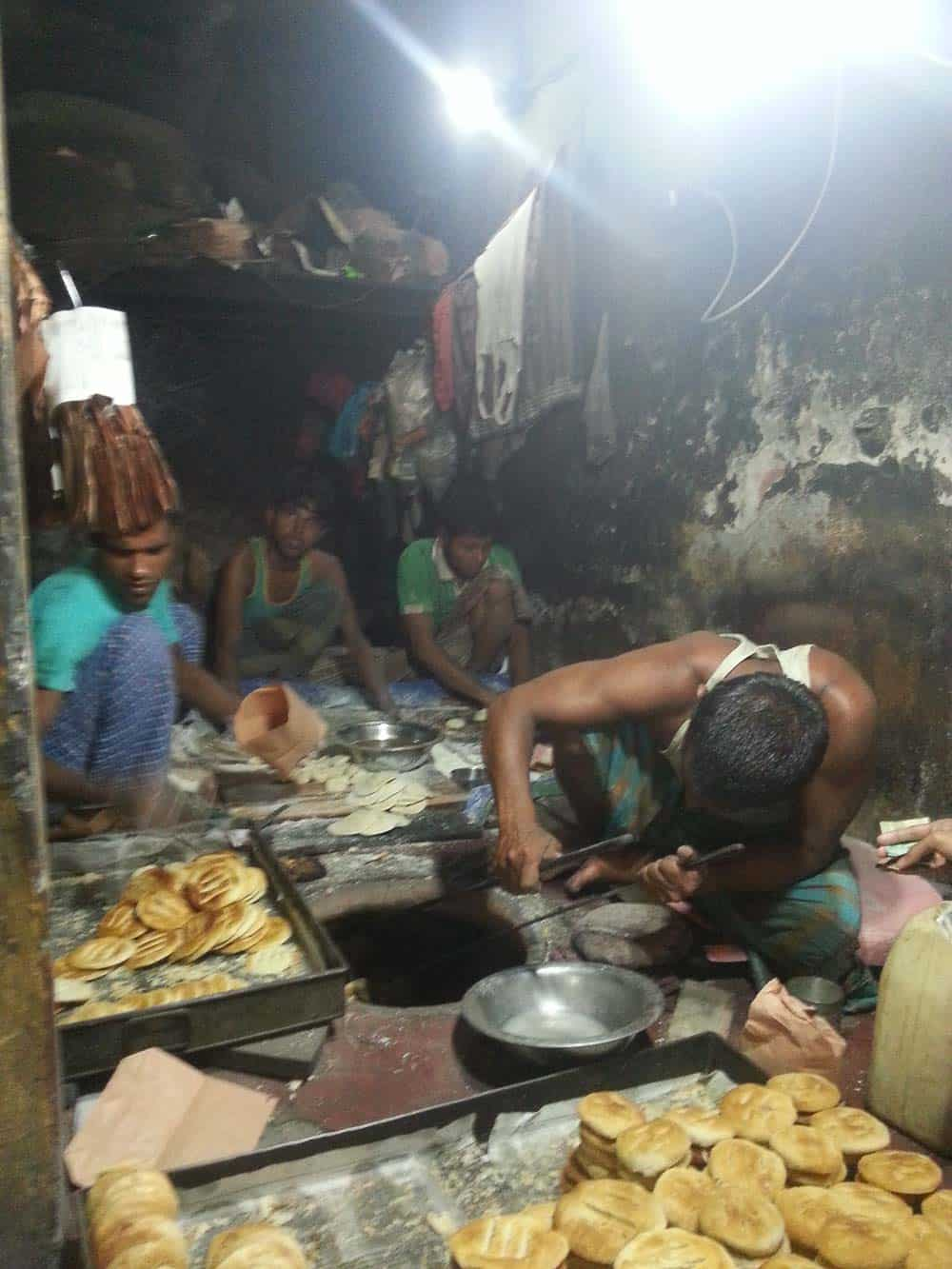 local food dhaka