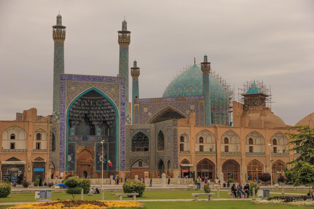 Iran,Esfahan,shan,mosque