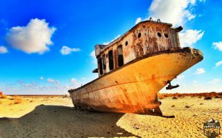 aral sea,uzbekistan,silk road,central asia