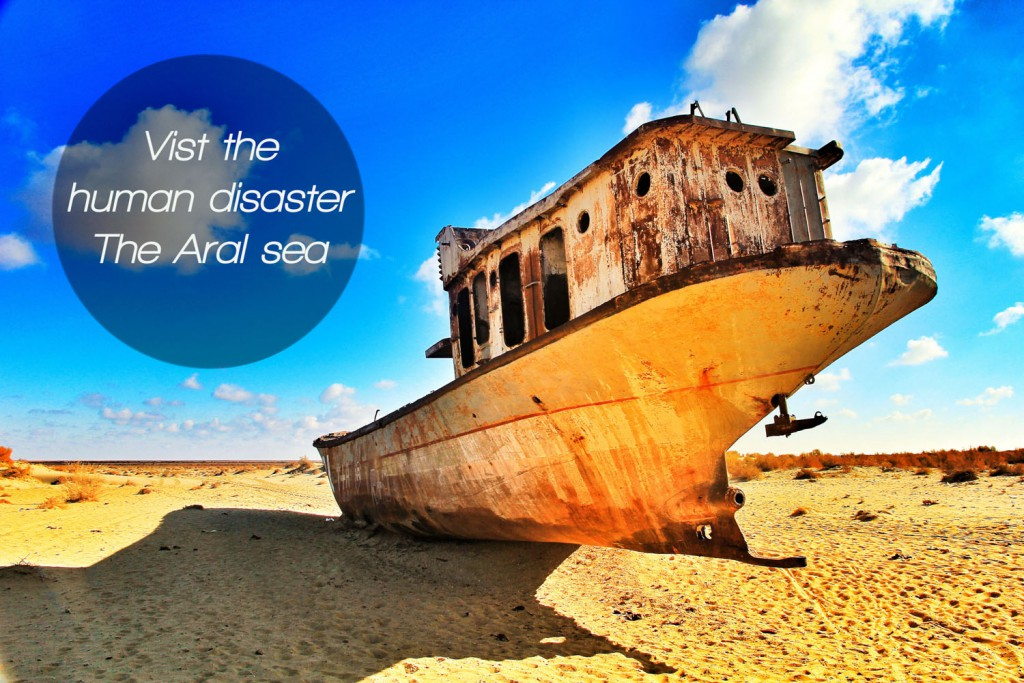 Uzbekistan Travel Guide..Visit the Human Disaster, The Aral Sea. #Uzbekistan ,#Aral_Sea