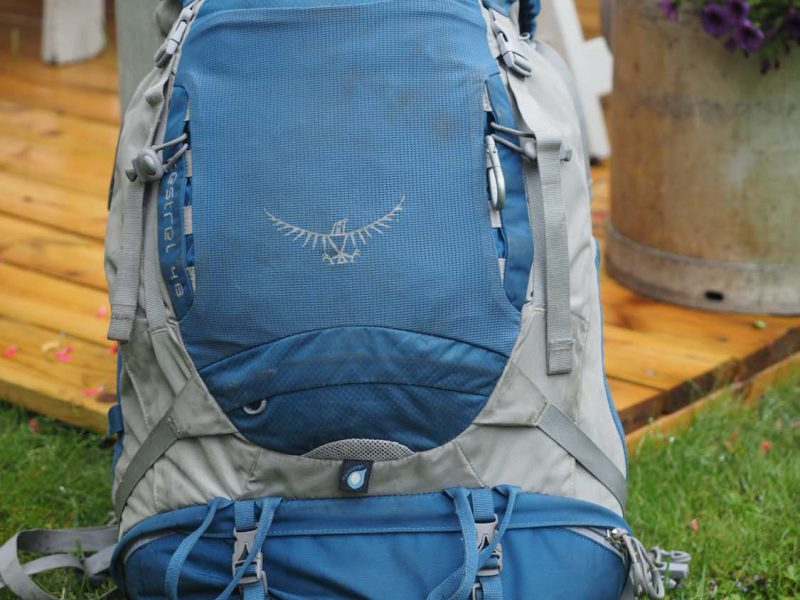 #backpack #osprey_kestrel