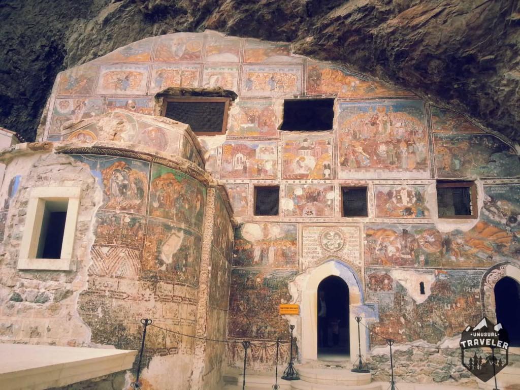 Sumela Monastery,turkey,trabzon,black sea,church,temple,jesus,