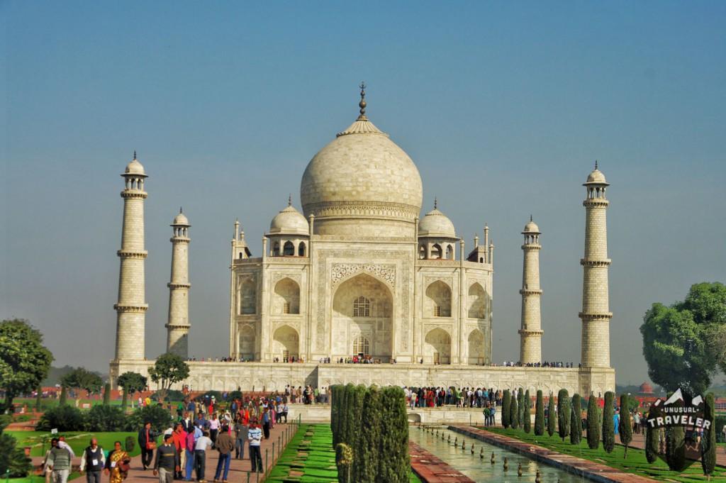 Taj Mahal the most overrated sight in the world. #India , #Taj_Mahal , #overrated