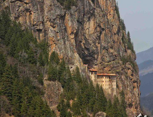 Sumela Monastery,trabzon,turkey,east turkey