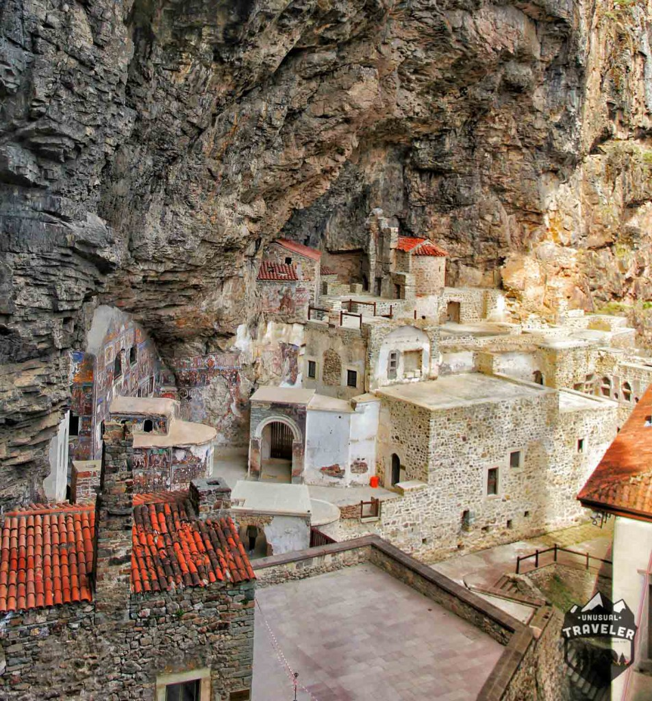 Sumela Monastery,turkey,trabzon,black sea