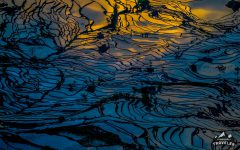Yuanyang Rice Terraces in Yunnan province in China #Yuanyang #Yuanyang RiceTerraces #China #landscape