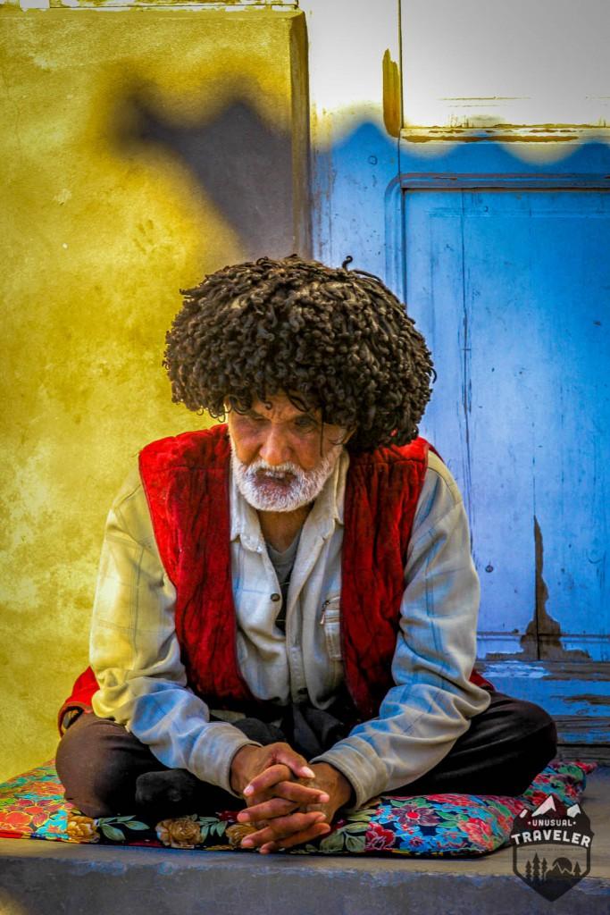 uzbekistan,khiva,bukhara,samarkand,portrait,hat,