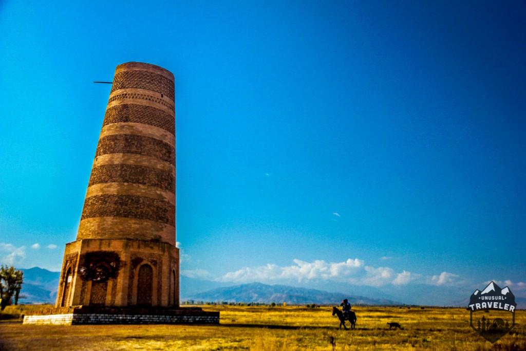 Burana Tower in Kyrgystan