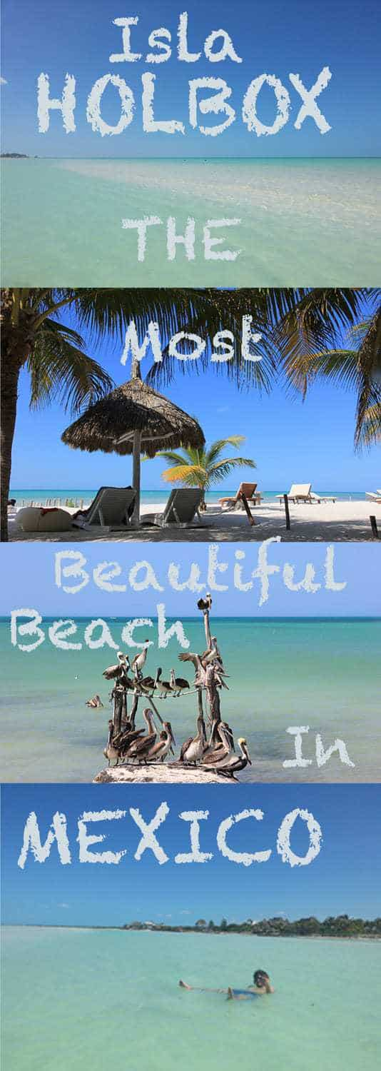 Isla Holbox is Mexicos best beach, forget the tourist magnet Cancun or Playa del carmen