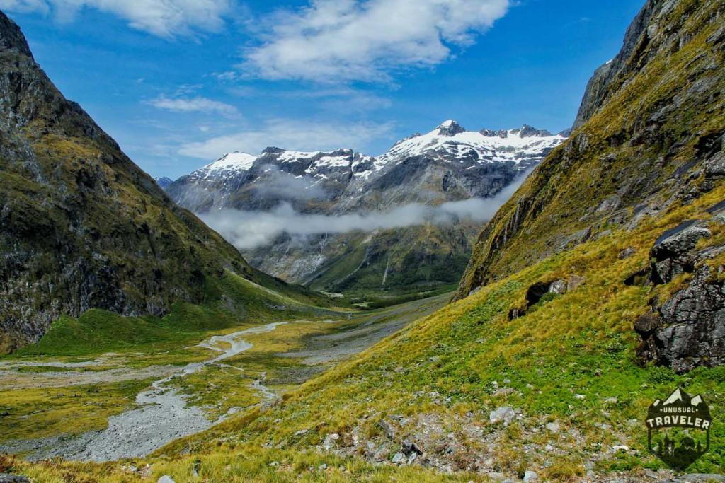 #New_Zealand #hiking #milford_sound