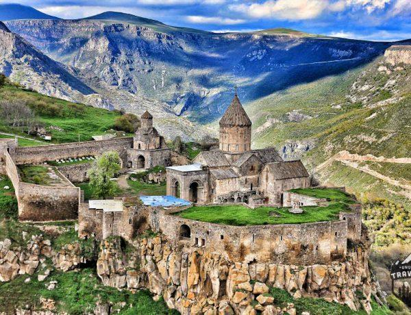 #Armenia #Tatev #monastery #Caucasus
