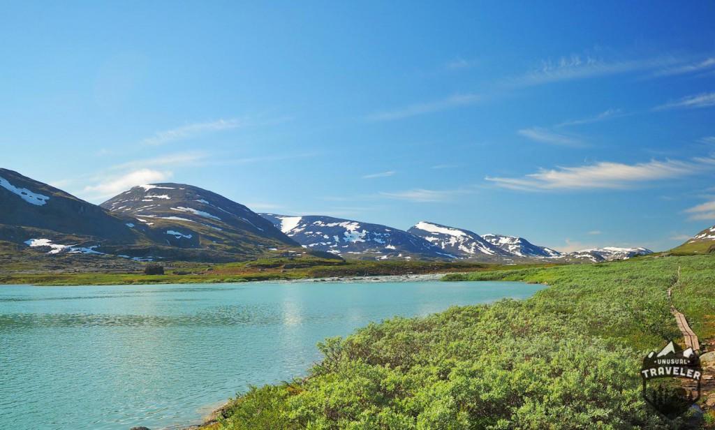 #Sweden #Kungsleden #Hiking
