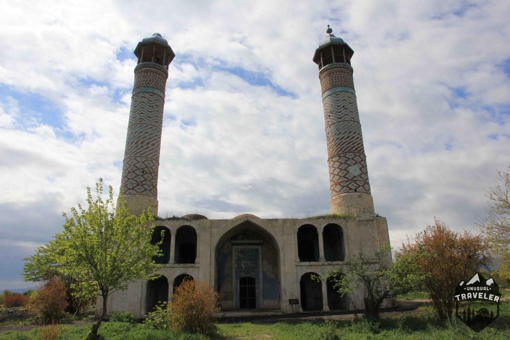 #Agdam #mosque #Nagorno-Karabakh