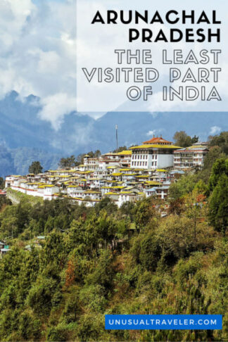 Travel guide to Arunachal Pradesh in north west India