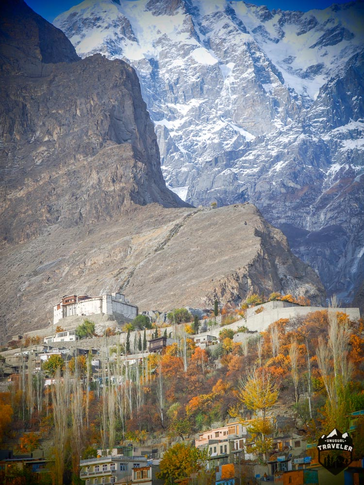 #Pakistan #UNESCO #Hunza_Valley #Baltit