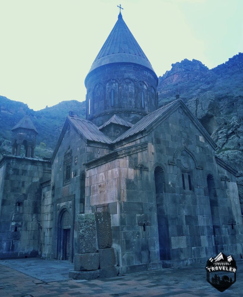 #Armenia #Gerhad #UNESCO