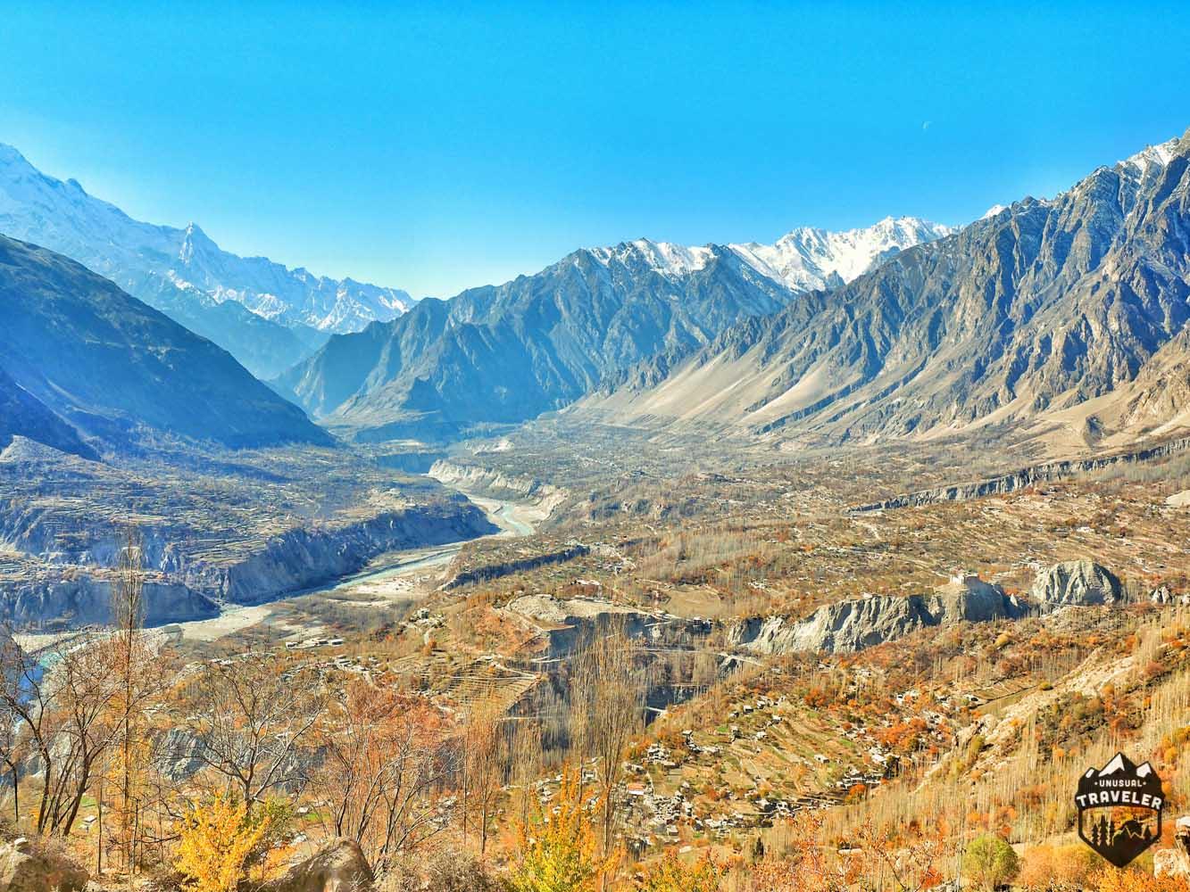 #Pakistan #Hunzavalley #landscape in Karakoram