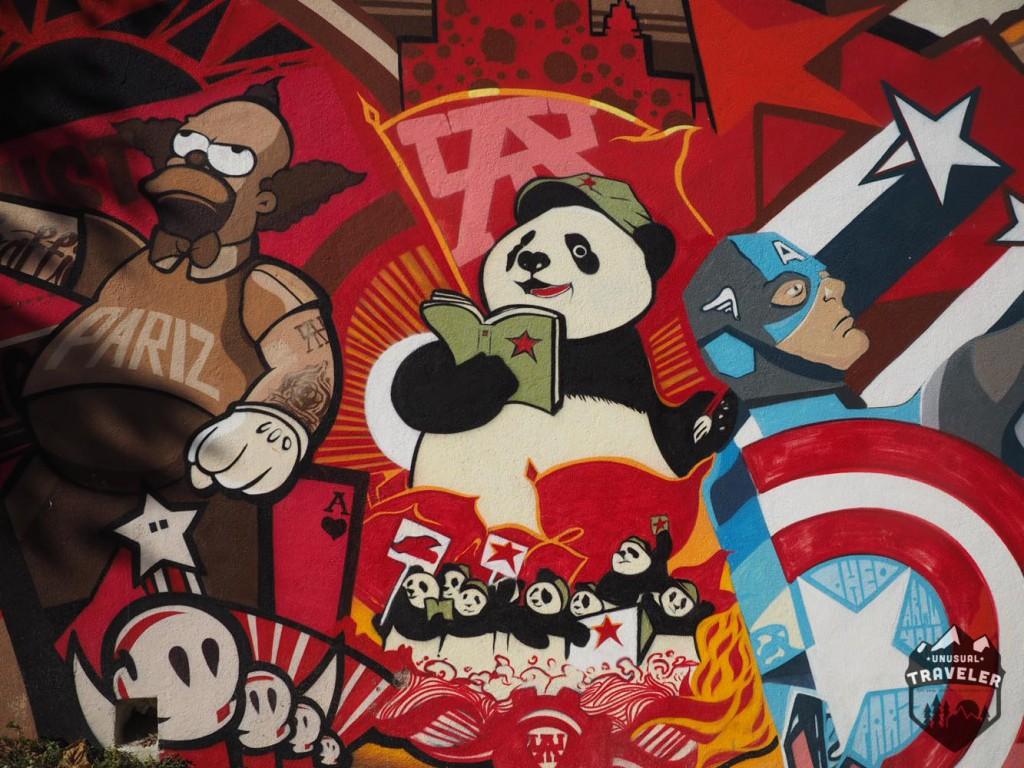 #Lisbon , #Portugal ,#Graffiti, #Art