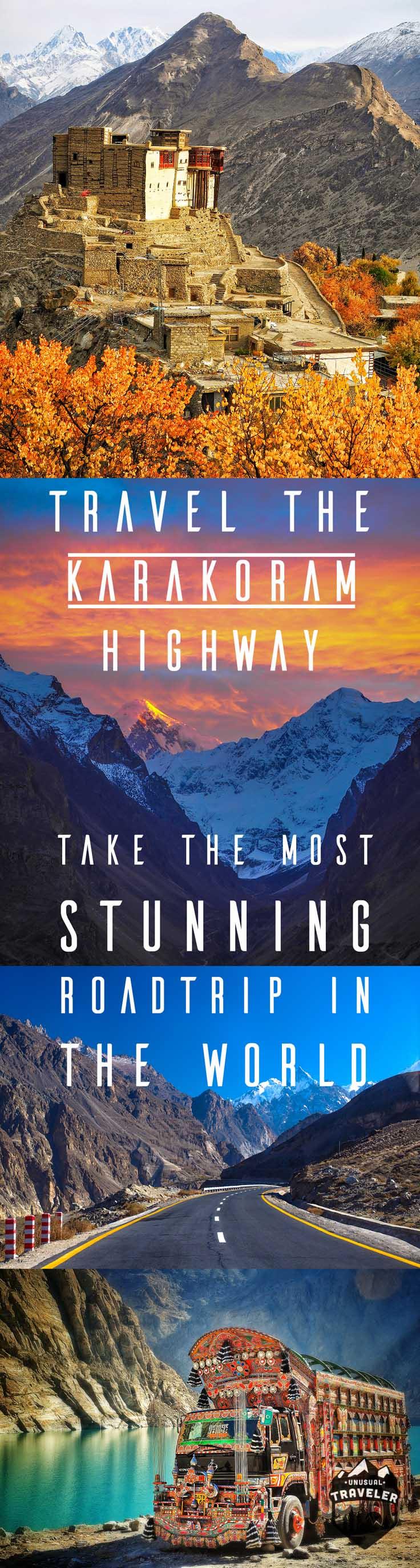 Karakoram Highway Road Trip Travel Guide