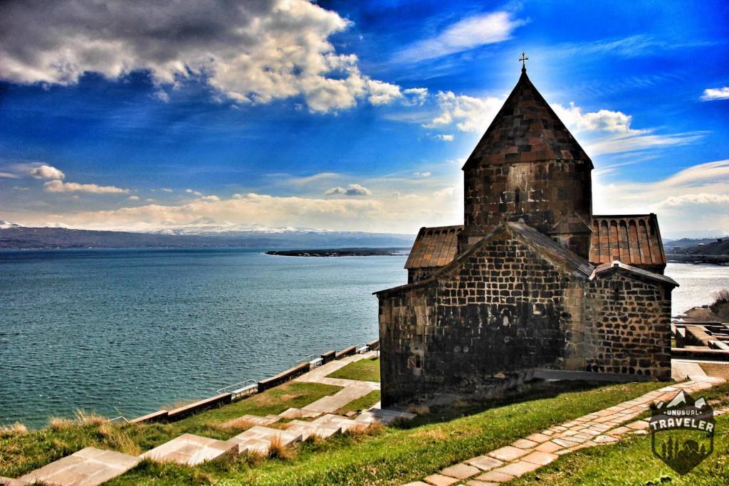 #Armenia #monastery #Caucasus #sevan