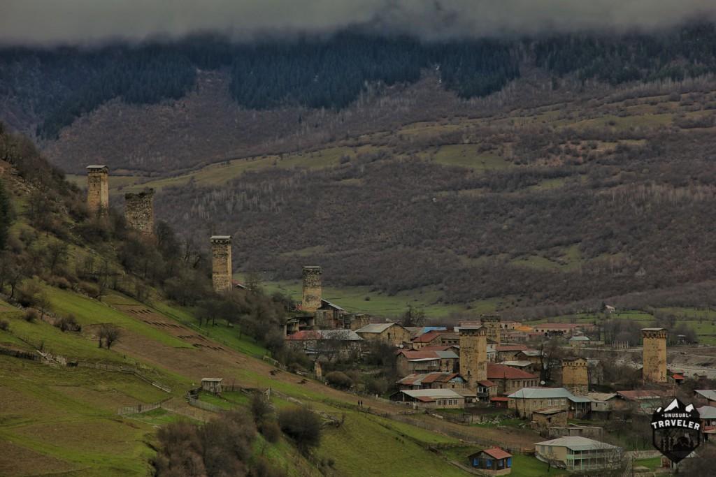 #Georgia #Svaneti #UNESCO