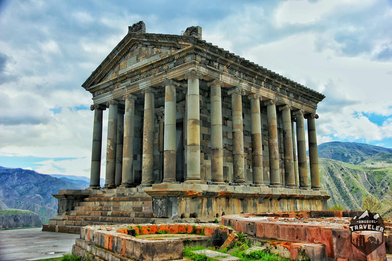 #armenia #garni