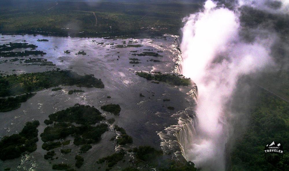 million dollar view of victoria falls
