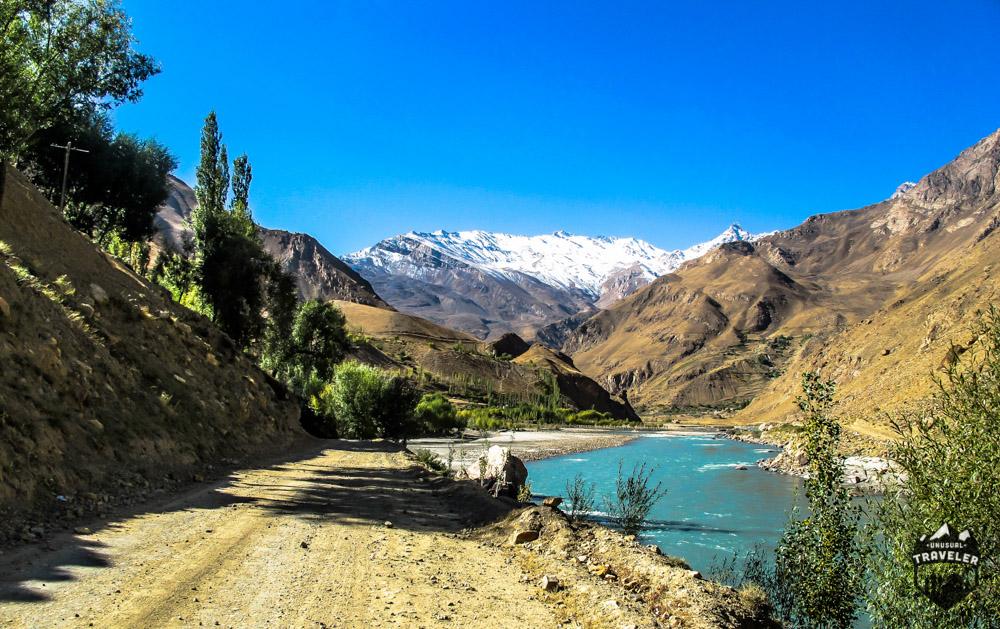 Afghanistan,Tajikistan,