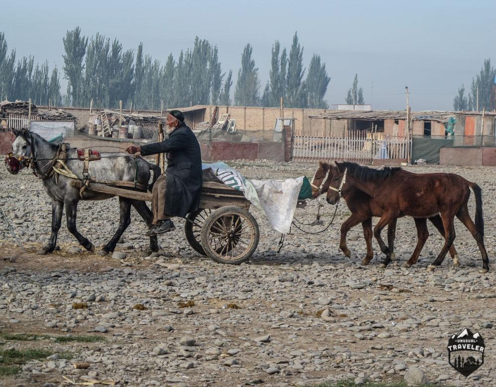 Kashgar market,kashi,sunday market,Kashgar