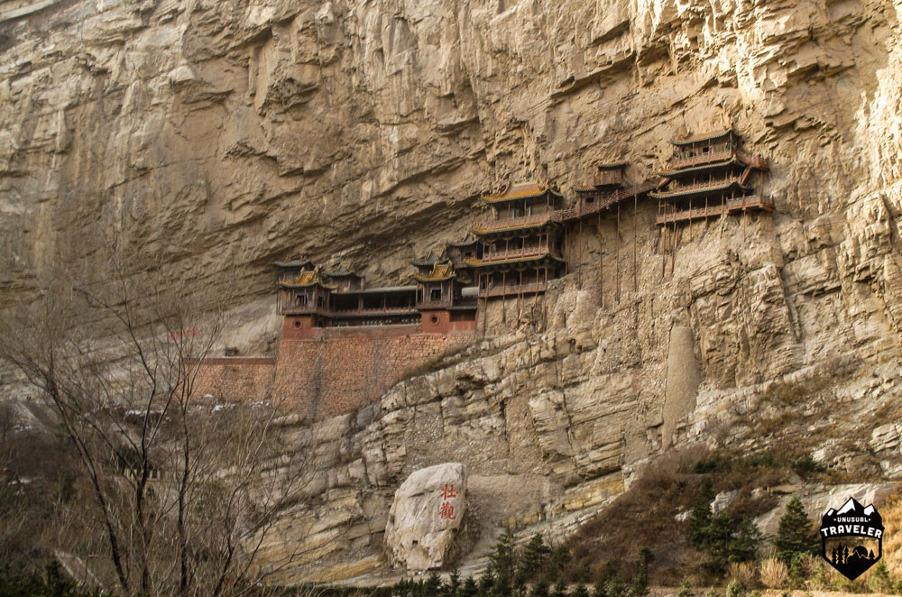 Datong And The Hanging Monastery Unusual Traveler