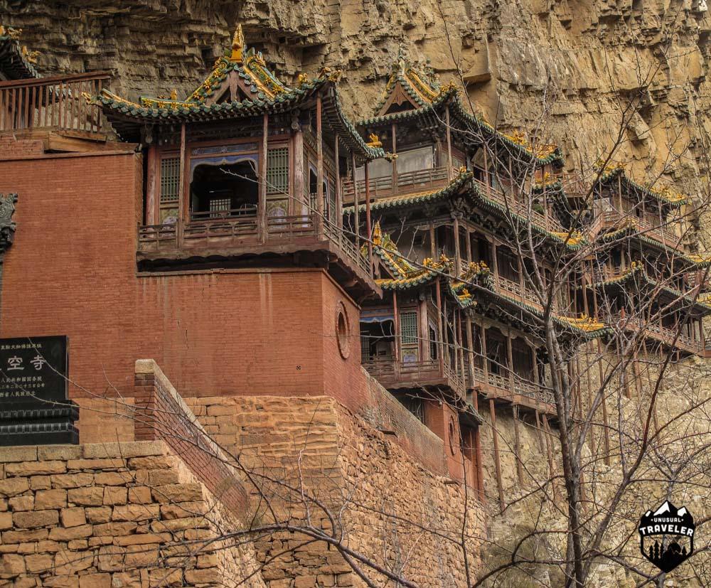 Hanging Monastery,datong,china