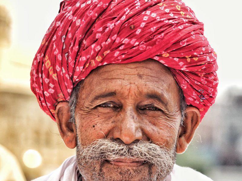 Rajasthan,India,portraut,beard