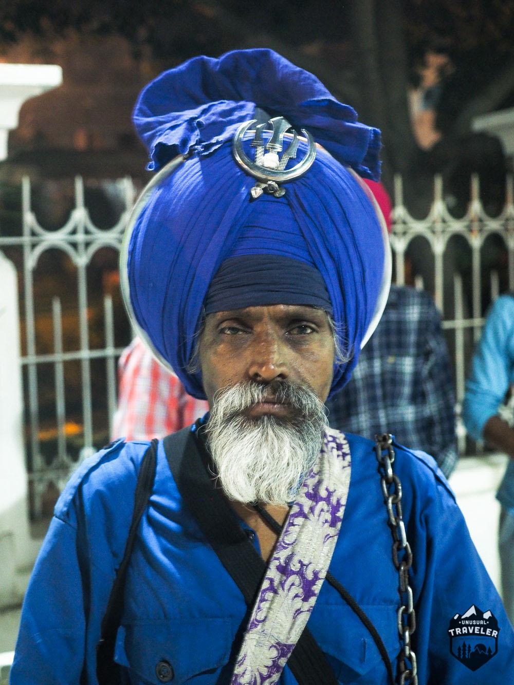Sikh Three in Amritsar