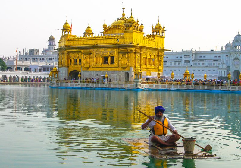 india,amritsar,punjab,golden temple