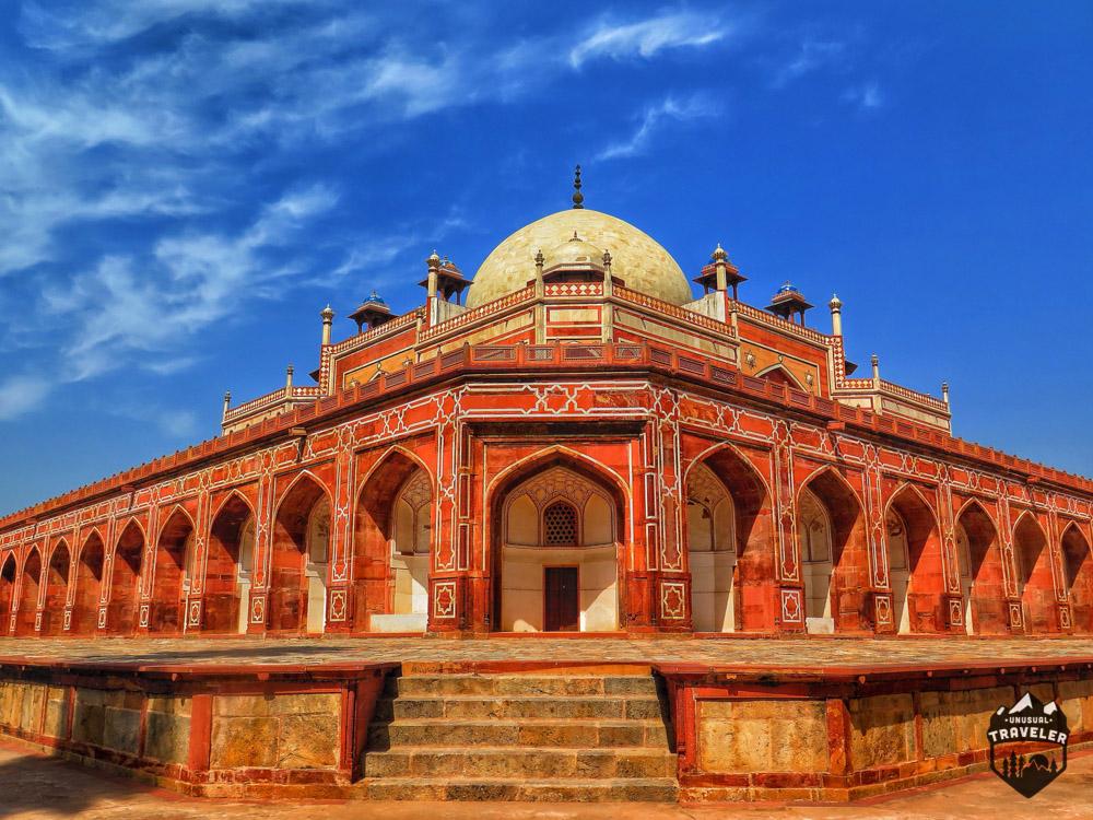 Humayun's Tomb,New Delhi