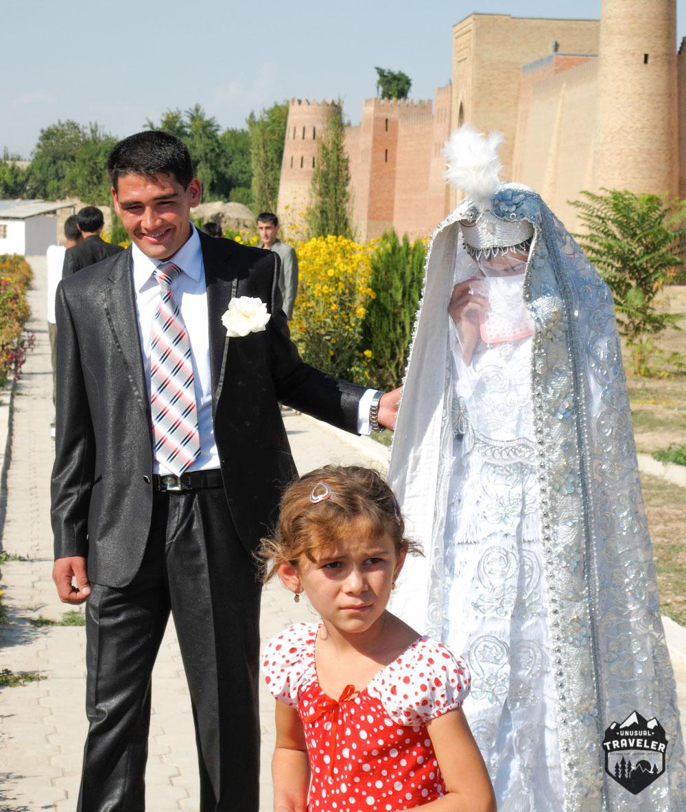 Wedding in Tajikistan