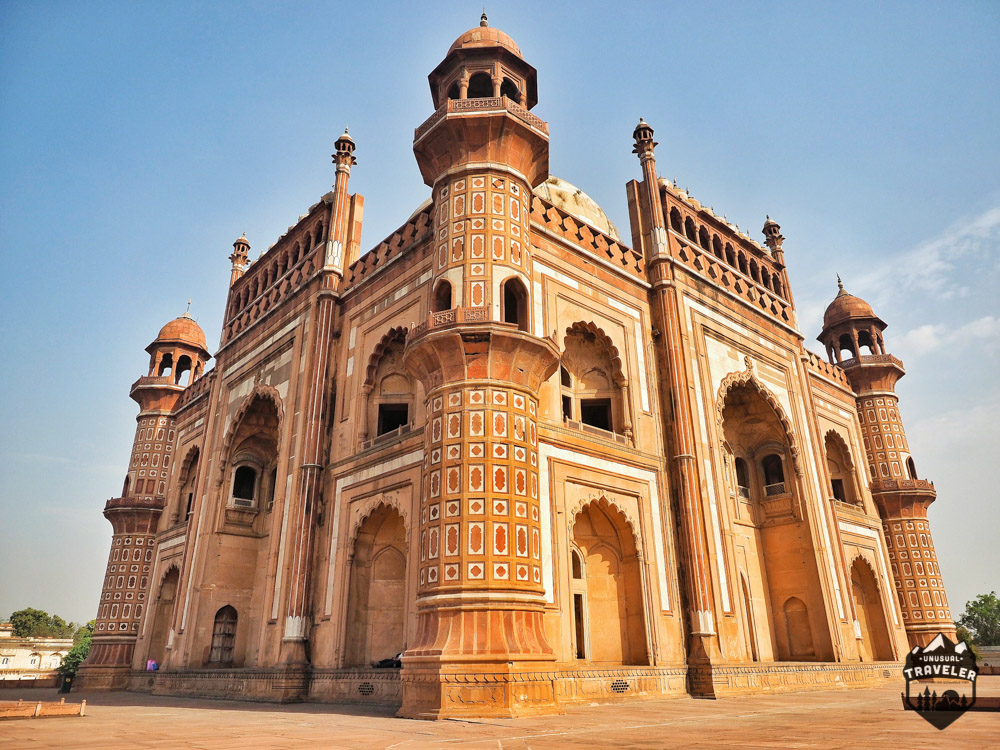 Tomb of Safdarjung New Delhi
