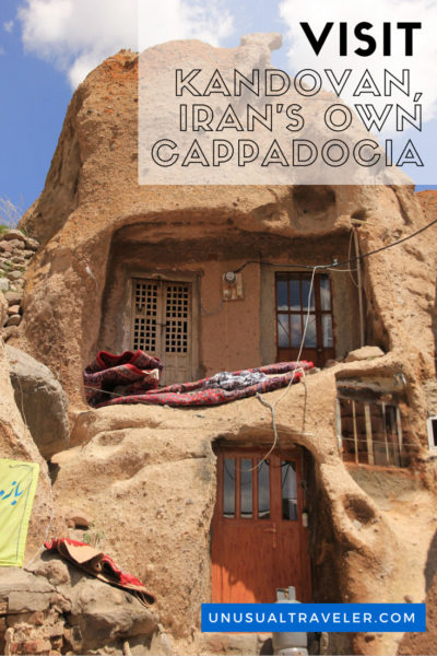 Travel Guide to Kandovan Iran´s own Cappadocia
