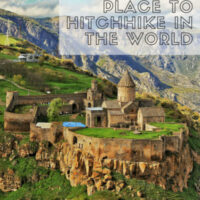 Travel Guide to Armenia a perfect backpacker destination