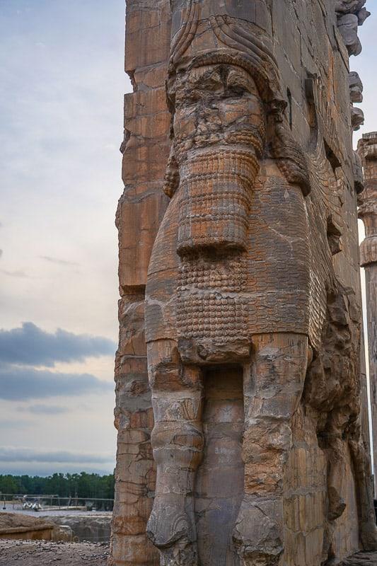 Персеполис Персеполис, центр великой Персидской империи. DSC06095