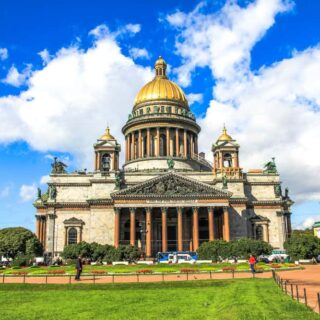 Saint Petersburg, Europe's prettiest city