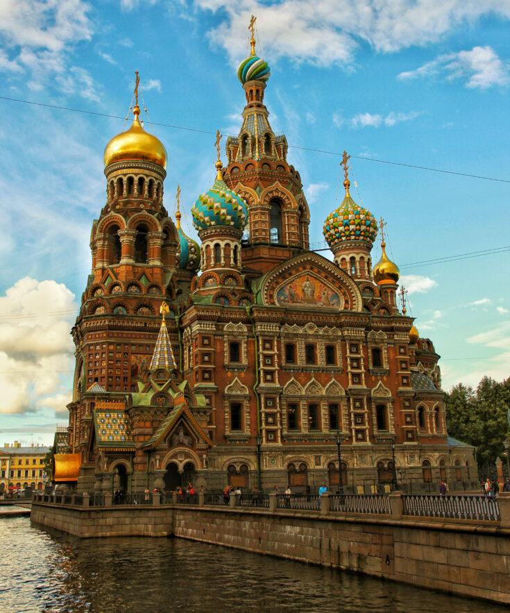 Saint Petersburg,Russia,Europe,Church