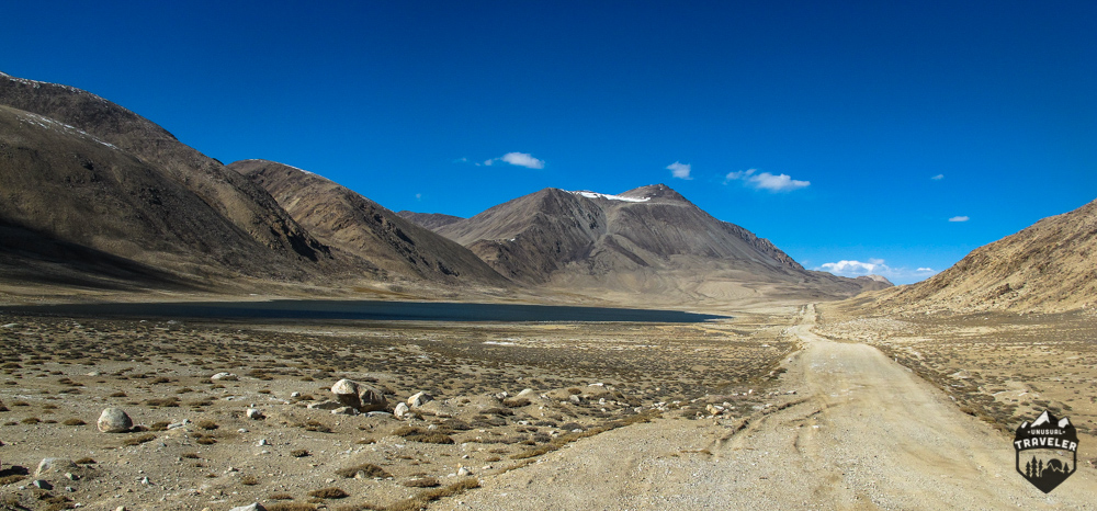 remote part of the Pamir Highway