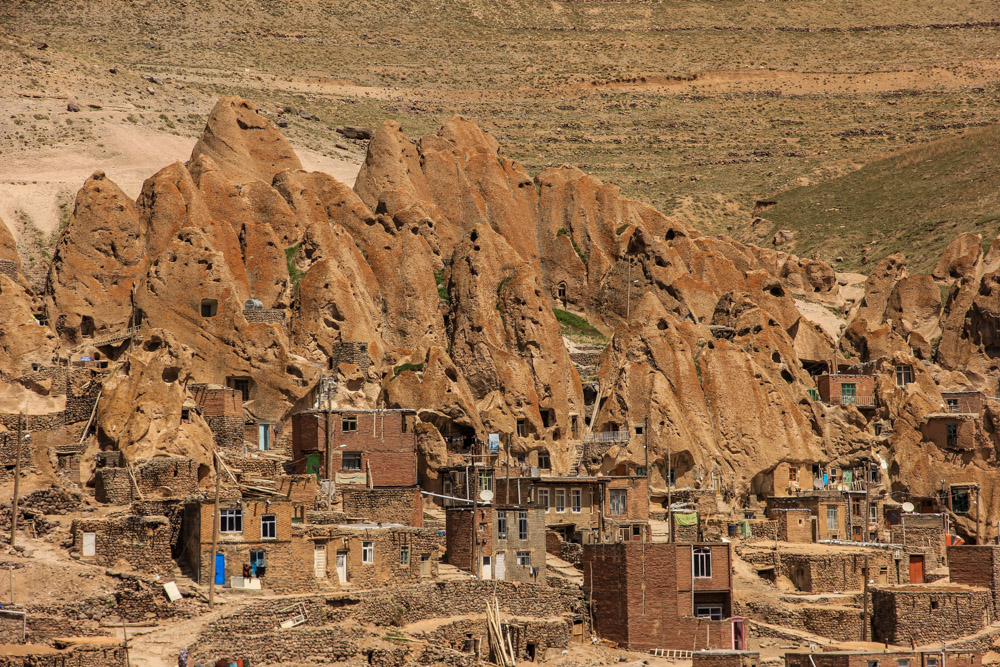 Overview of Kandovan