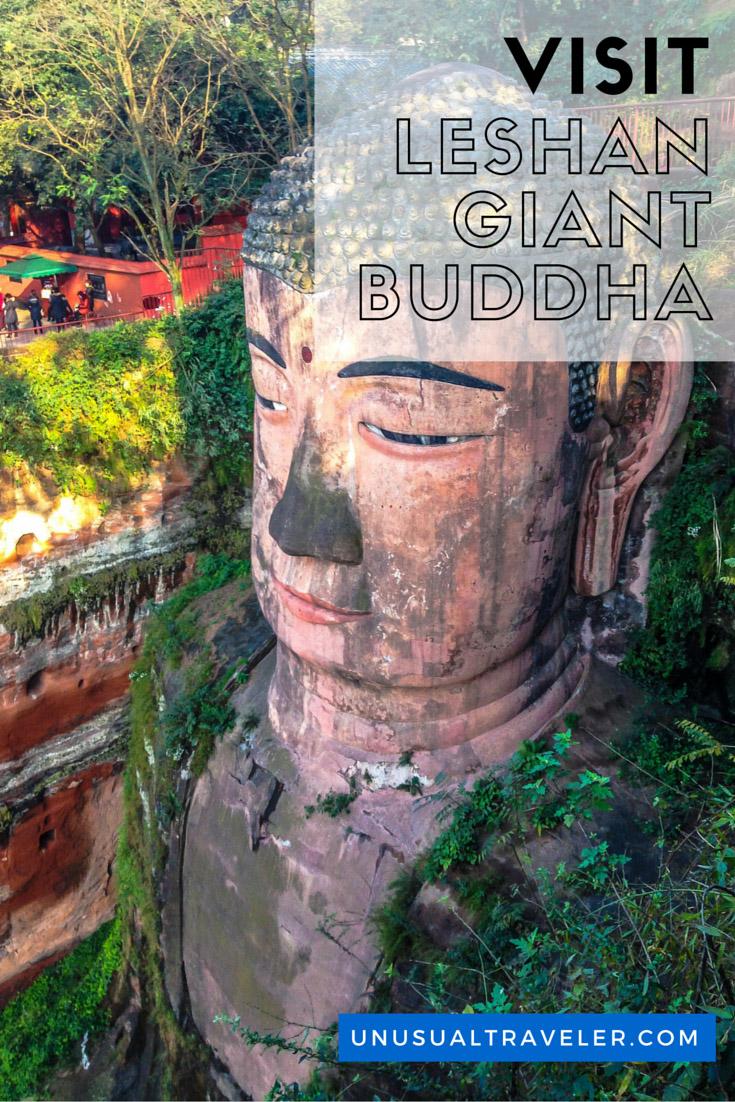 Leshan,Giant Buddha,Chengdu,Sichuan,China