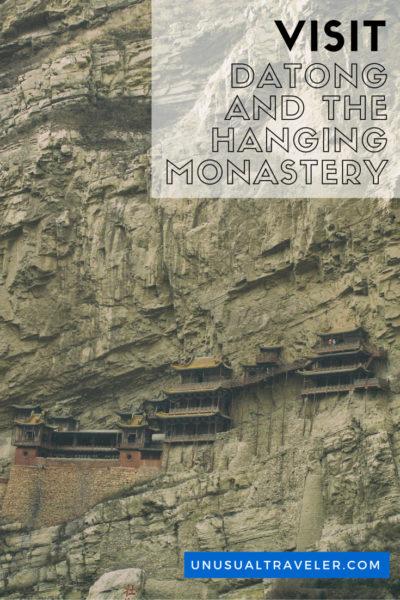 Datong,China,Monastery