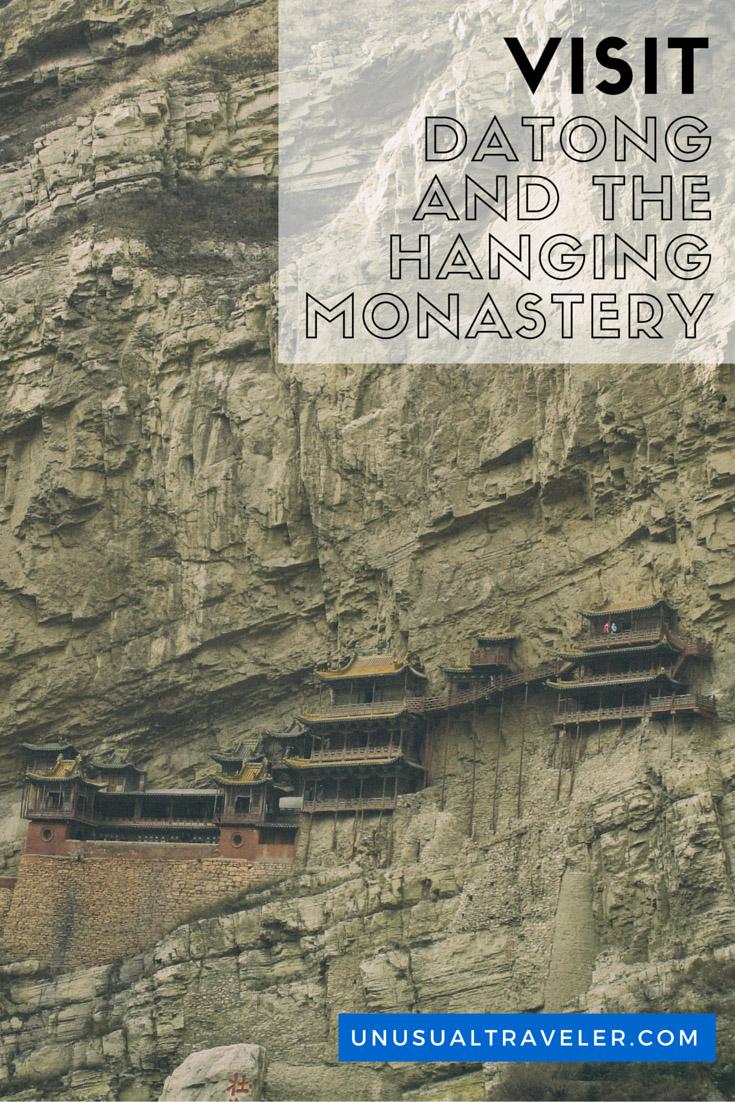 Datong,China,Monastery,Hanging_Monastery